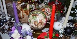 NOWOSIELCE: Świąteczne rękodzieła, pierniczki i pieśni adwentowo-bożonarodzeniowe (ZDJĘCIA)