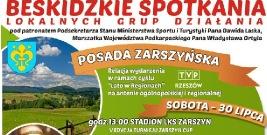 Beskidzkie spotkania w Posadzie Zarszyńskiej
